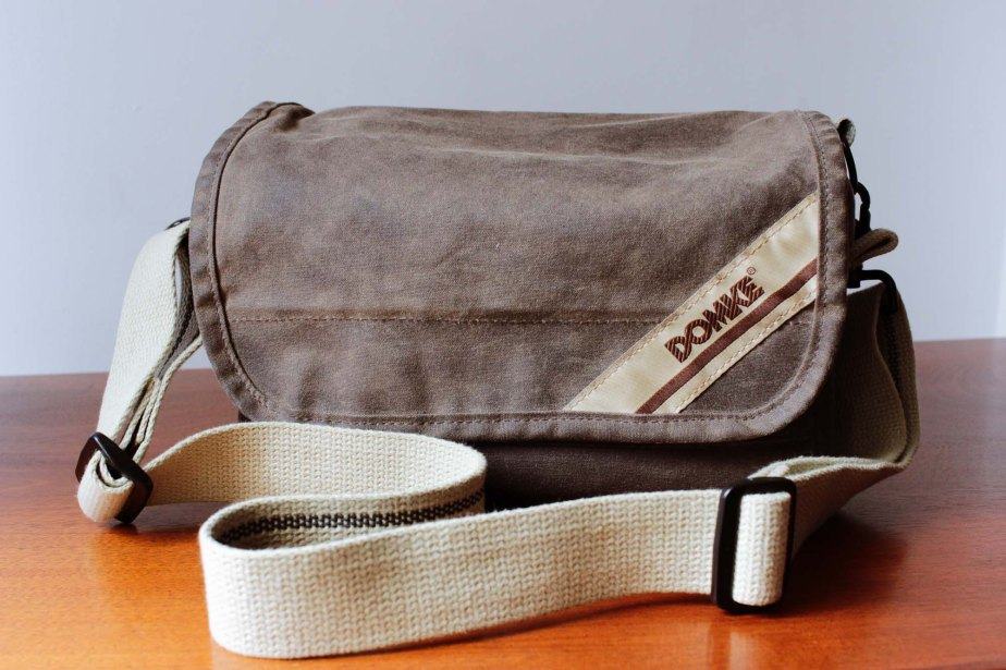 Domke F-5XB: A minimalist shooting bag. One yearreview