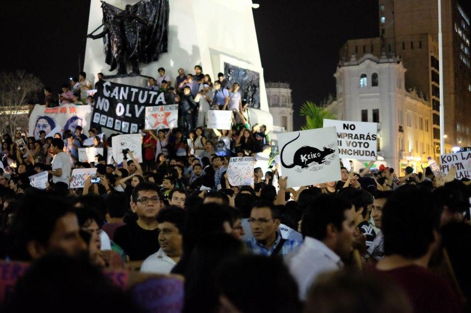 Fujimori nunca más:#KeikoNoVa