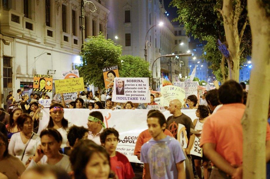 Fujimori nunca más, vol. 2:#KeikoNoVa